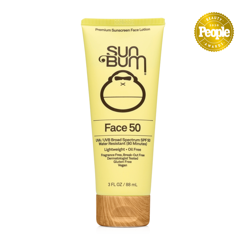 SPF 50 Face Lotion