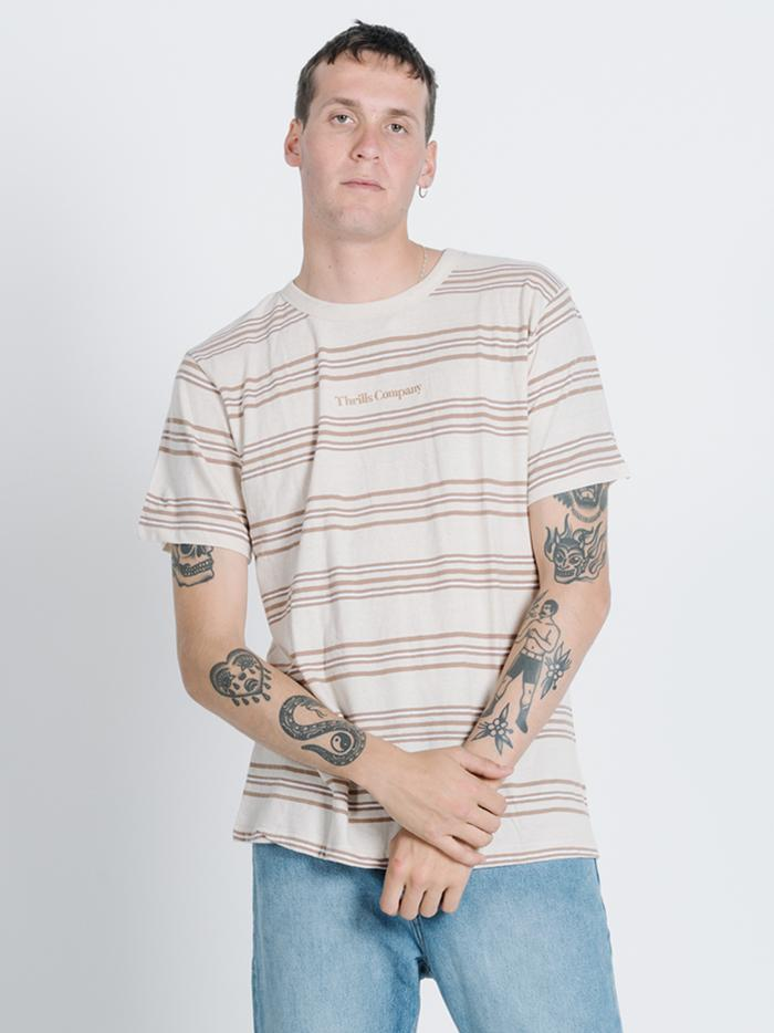 Memory Stripe Merch Fit Tee