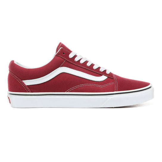 Old Skool - Rumba Red