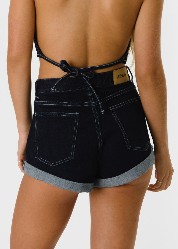Tyler - Denim Short