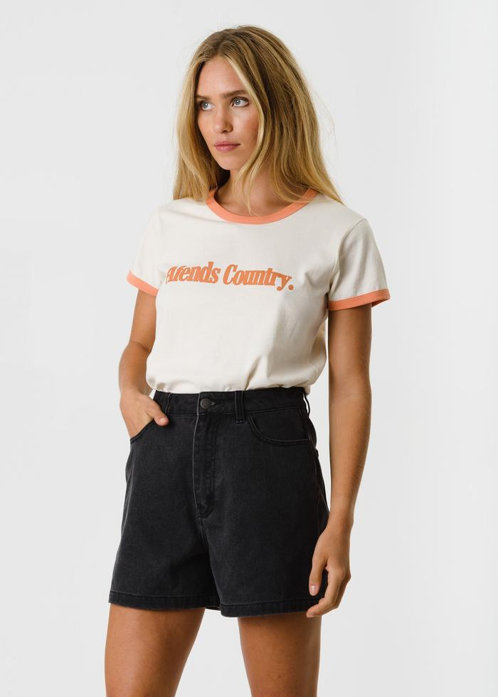 Country - Ringer Tee