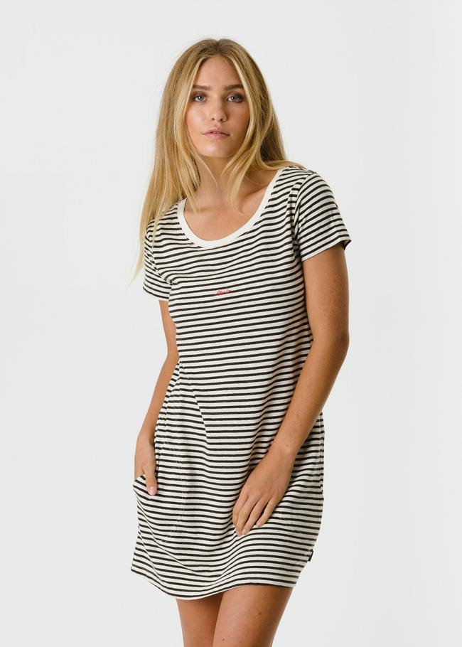 Beat - Hemp Jersey Dress