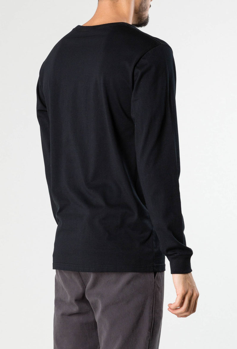 Fourty Four Long Sleeve Tee