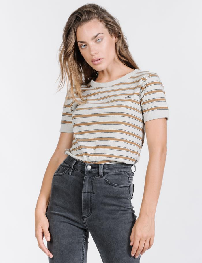 Commune Stripe Tee