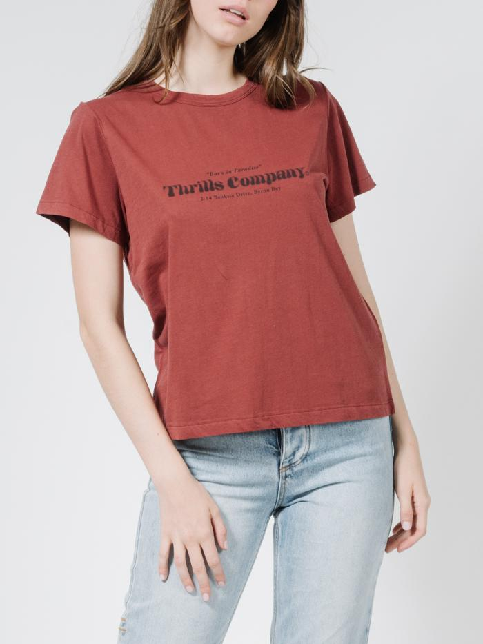 Silo Relaxed Tee