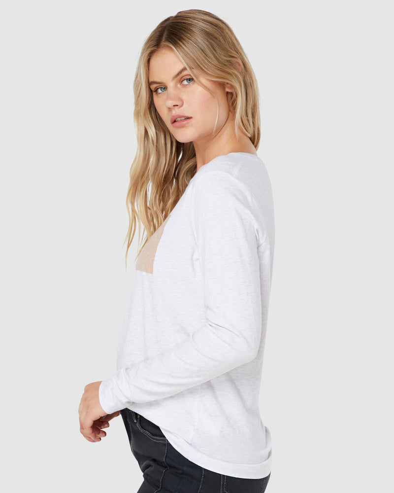 Helena Long Sleeve Tee