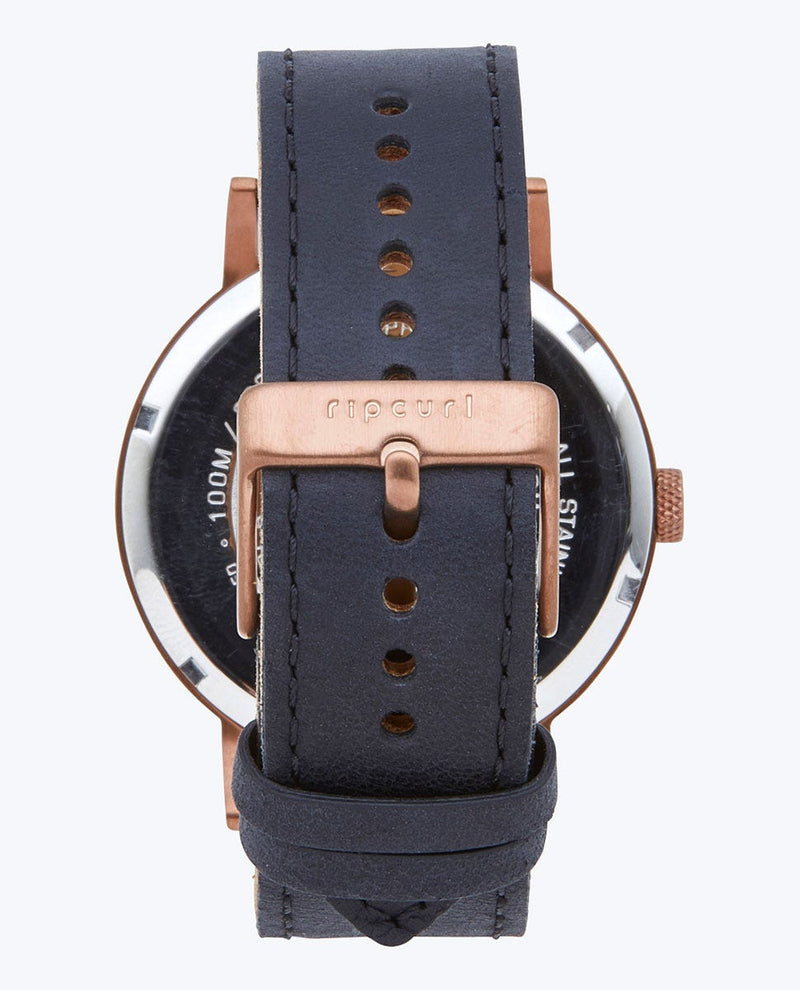Circa Bronze Leather Watch