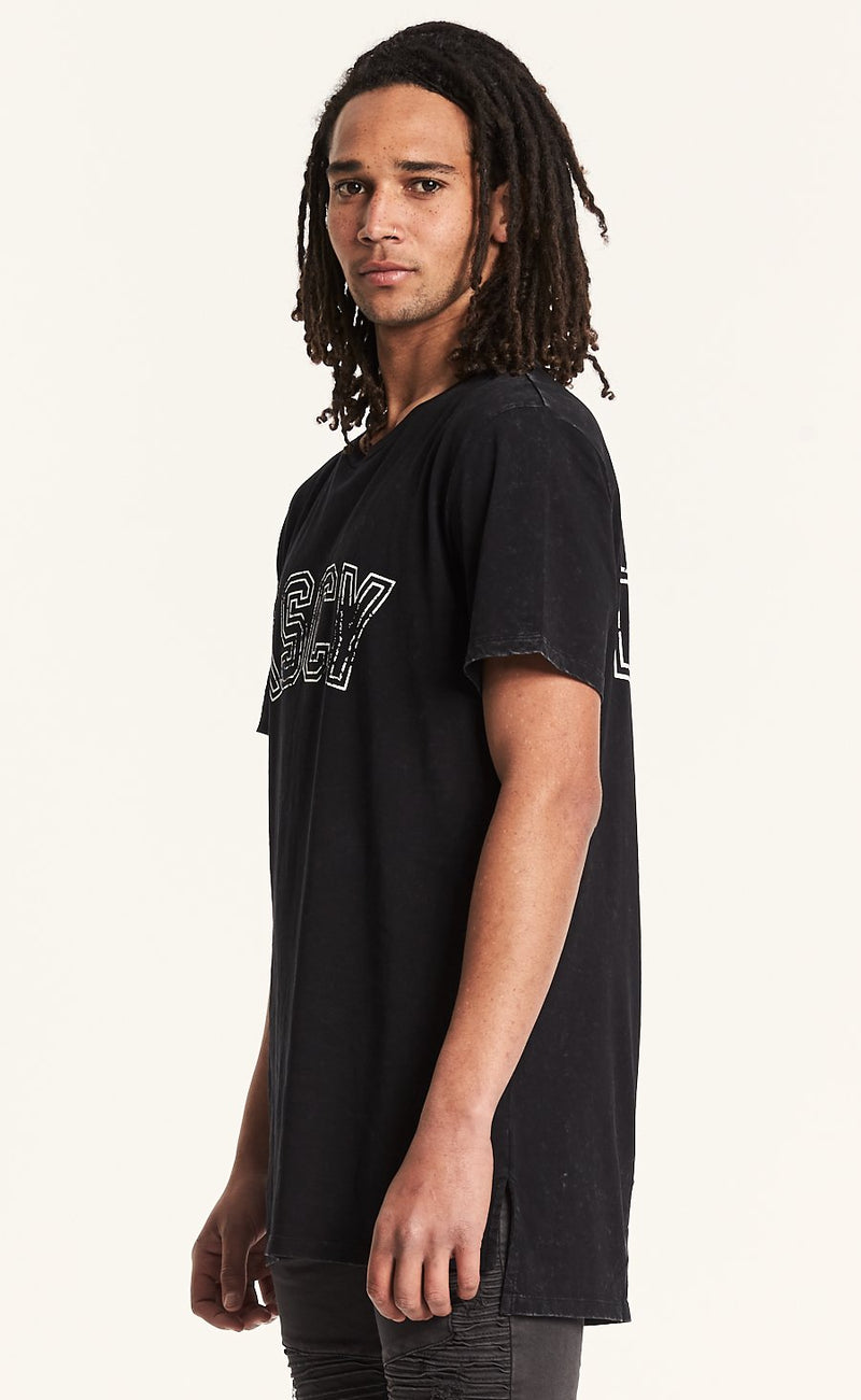 Court Step Hem Tall Tee