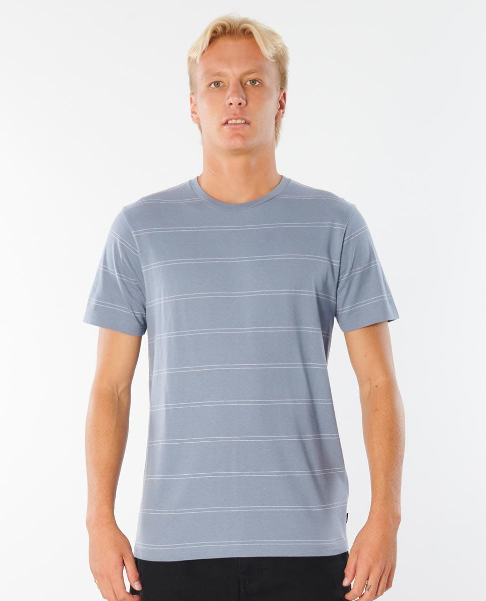 Plain Stripe Tee