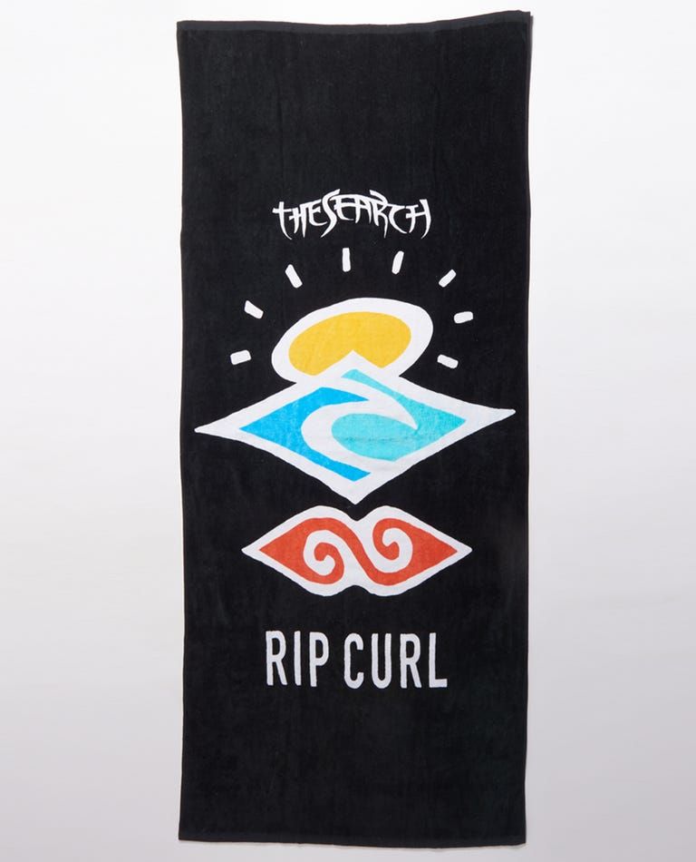 Icons Towel