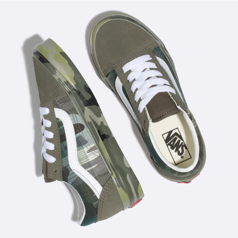 Old Skool - Camo - Kids