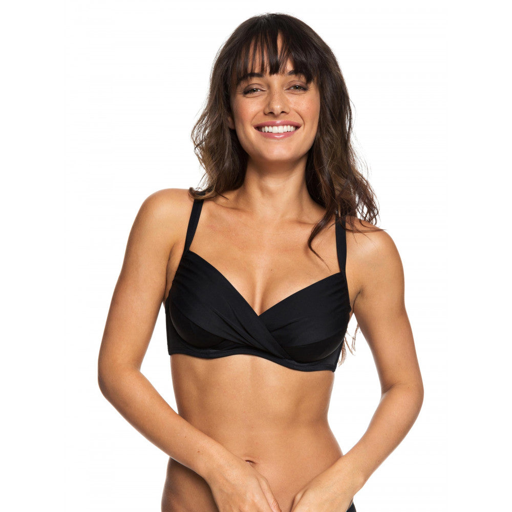 Beach Basic Wrap D-Cup Bra