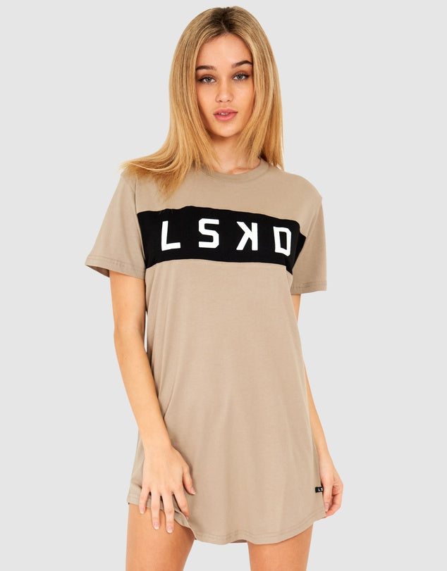 Dough Tee Dress