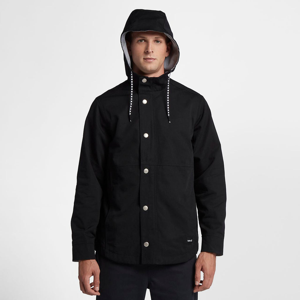 Mac A Frame Hooded Jacket