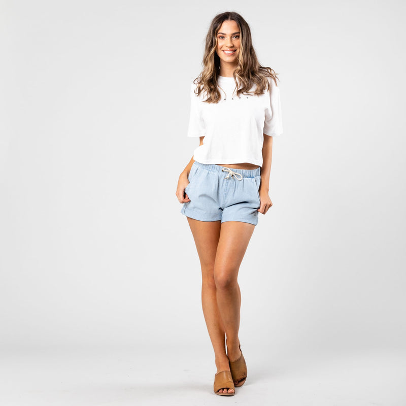 Beaufort Denim Beach Short