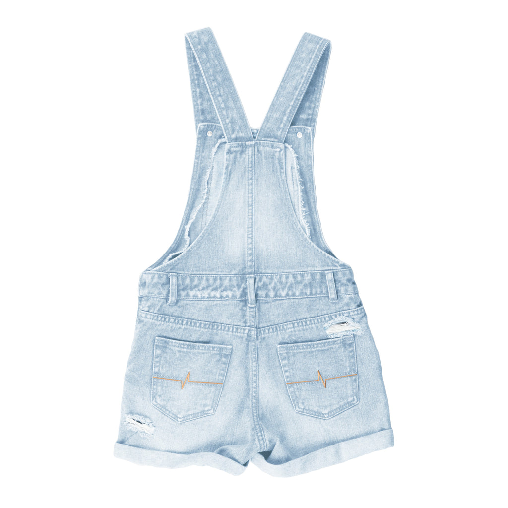 Breaker Denim Shortall