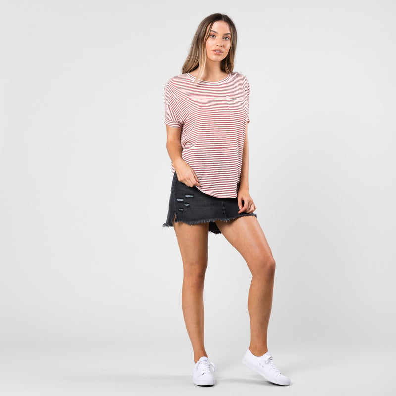 Kodette Pocket Short Sleeve Tee