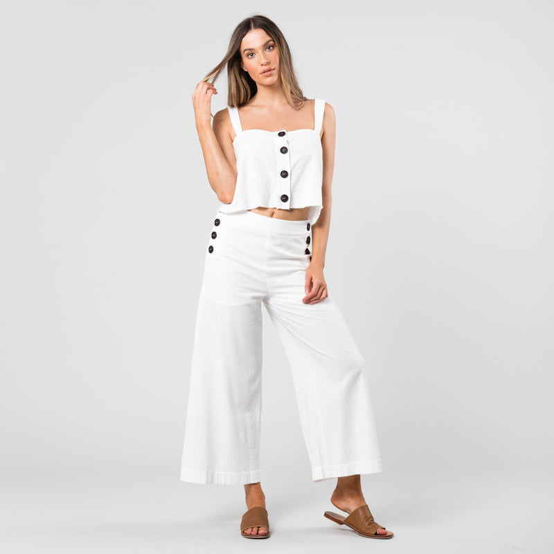 Rabble-Rouser Flare Crop Pant