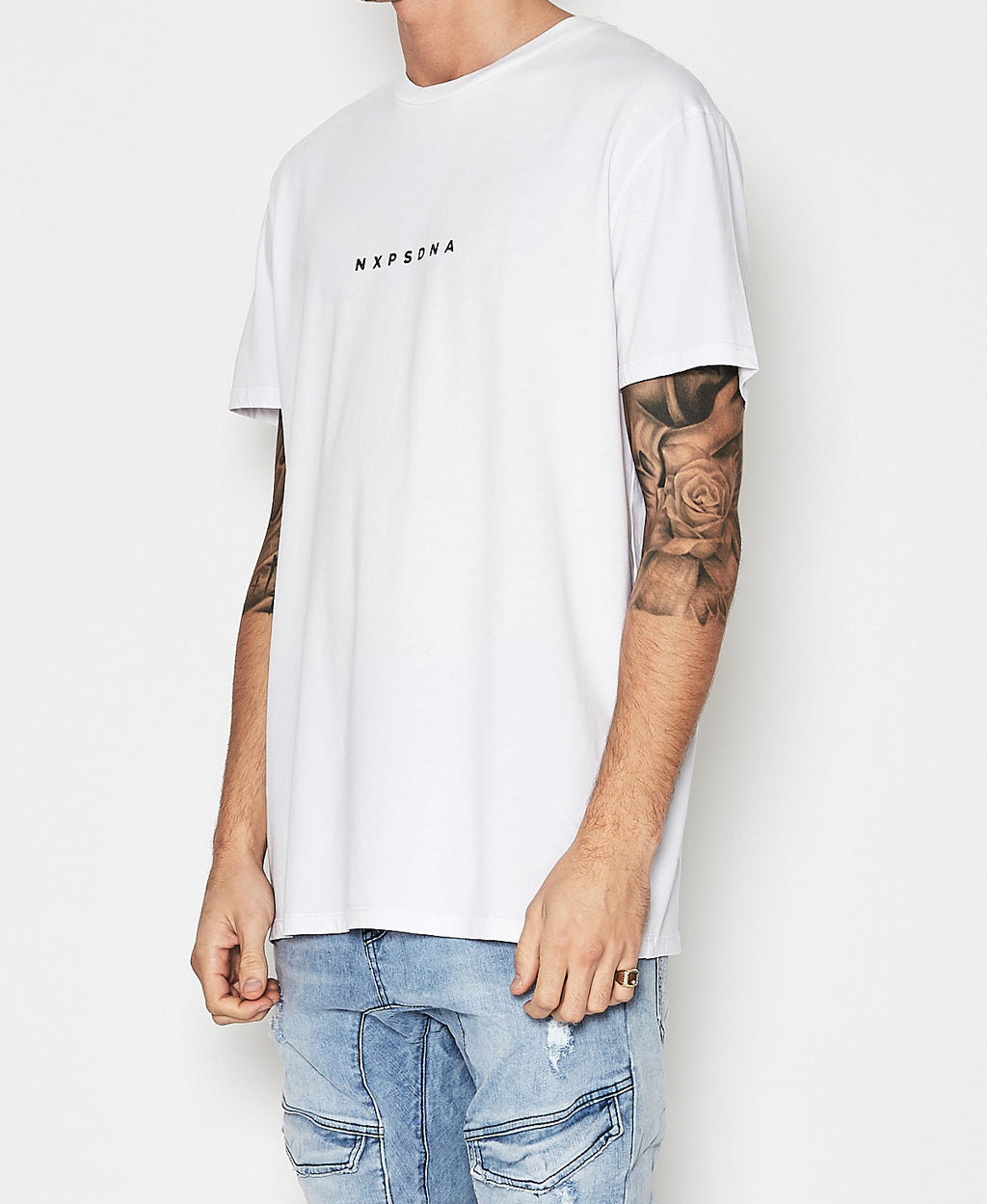 Drowning Relaxed Fit Tee