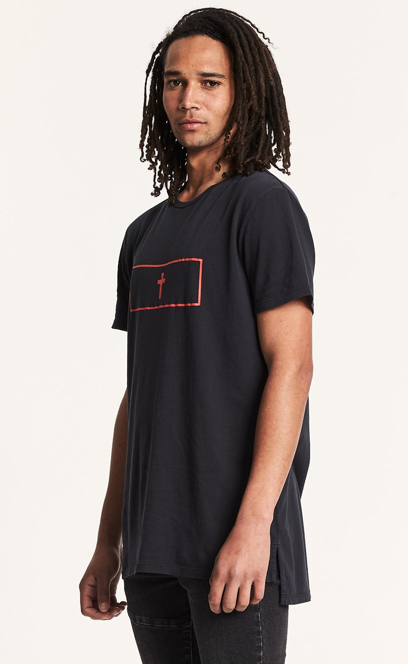 Only Step Hem Tall Tee
