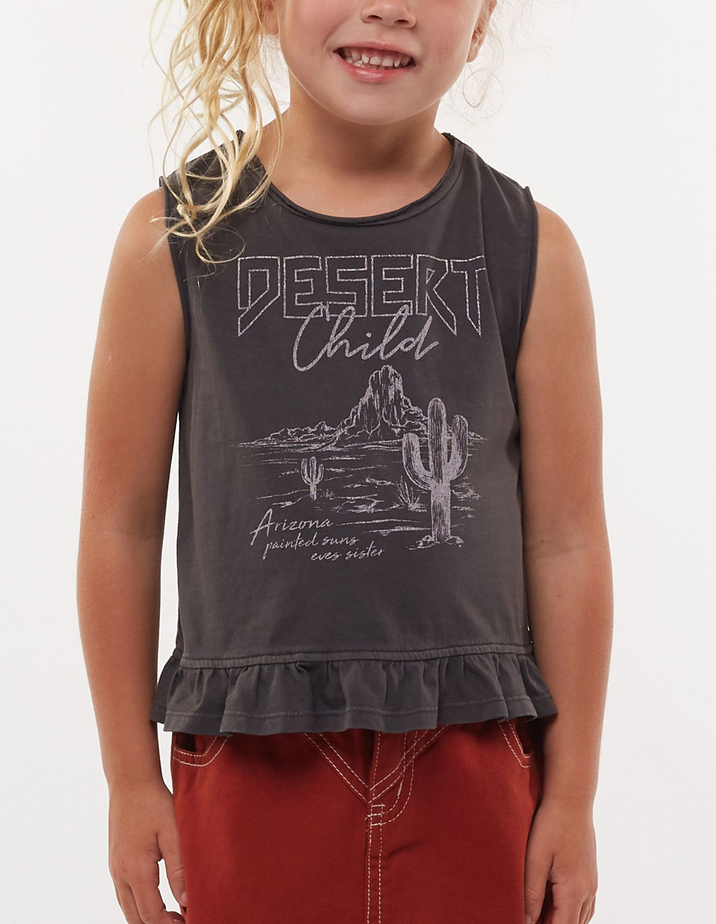 Desert Child Muscle