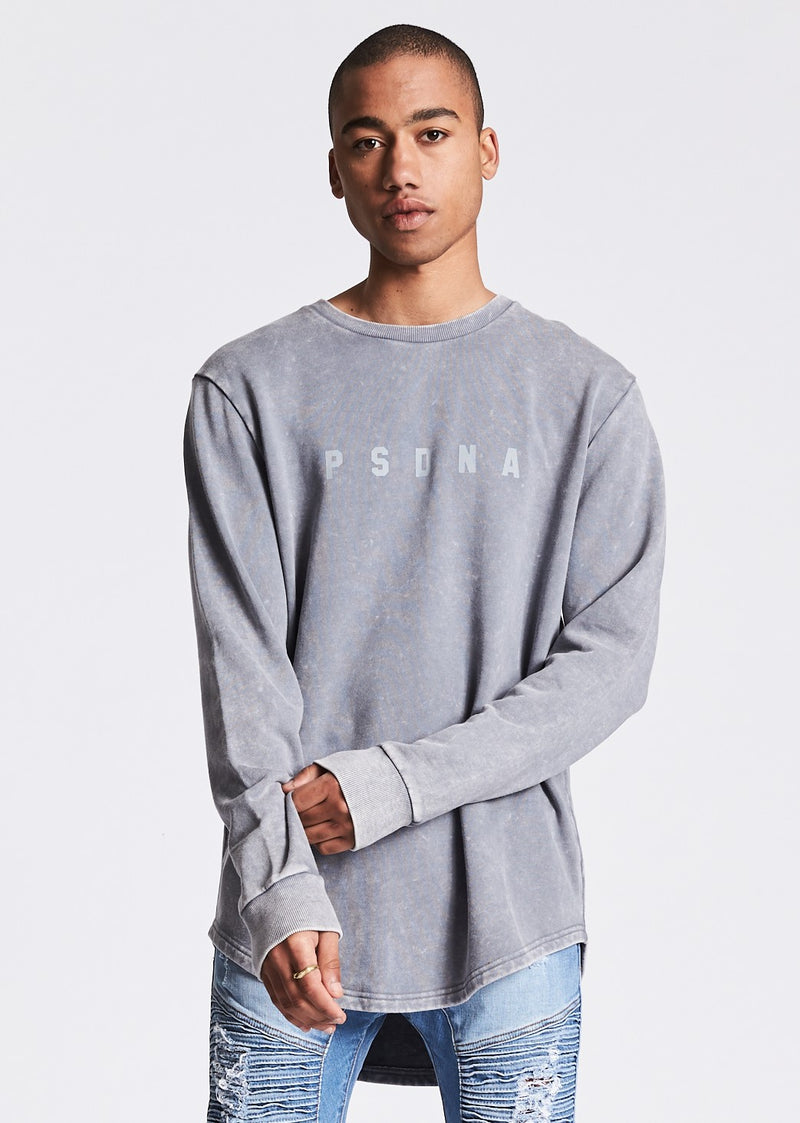 The Keeper Curved Hem Sweatshirt