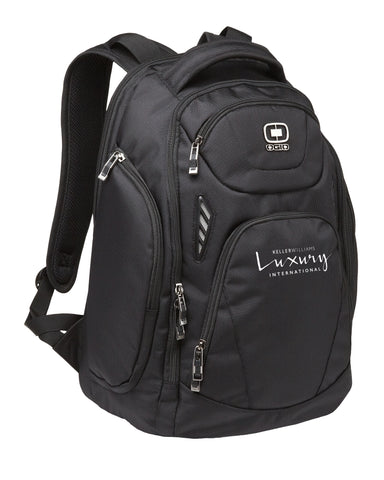 Luxury Keller Williams OGIO backpack bag