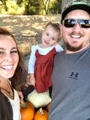Fall Family Memories at the Pumpkin Patch.