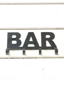 Bar Metal 4 Hook
