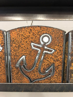 Custom Metal Night Light - Anchor
