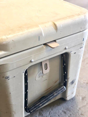 Ice Chest Locking Bracket