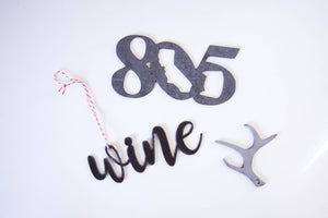 805 Metal Bottle Opener