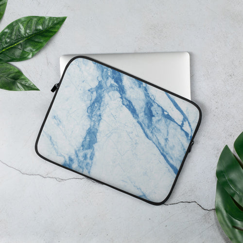 Blue Marble Texture Laptop Sleeve 15 in and 13 in