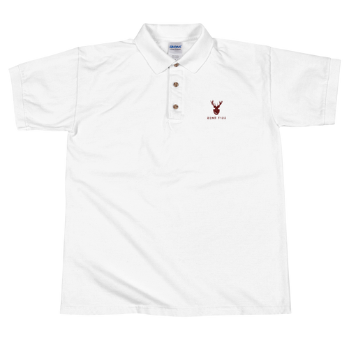BONA FIDE WHITE POLO FOR MEN