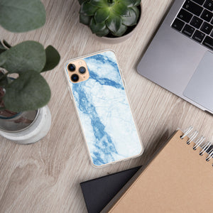 Beautiful Blue Marble iPhone Case