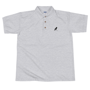 BONA FIDE SPORT GRAY POLO FOR MEN