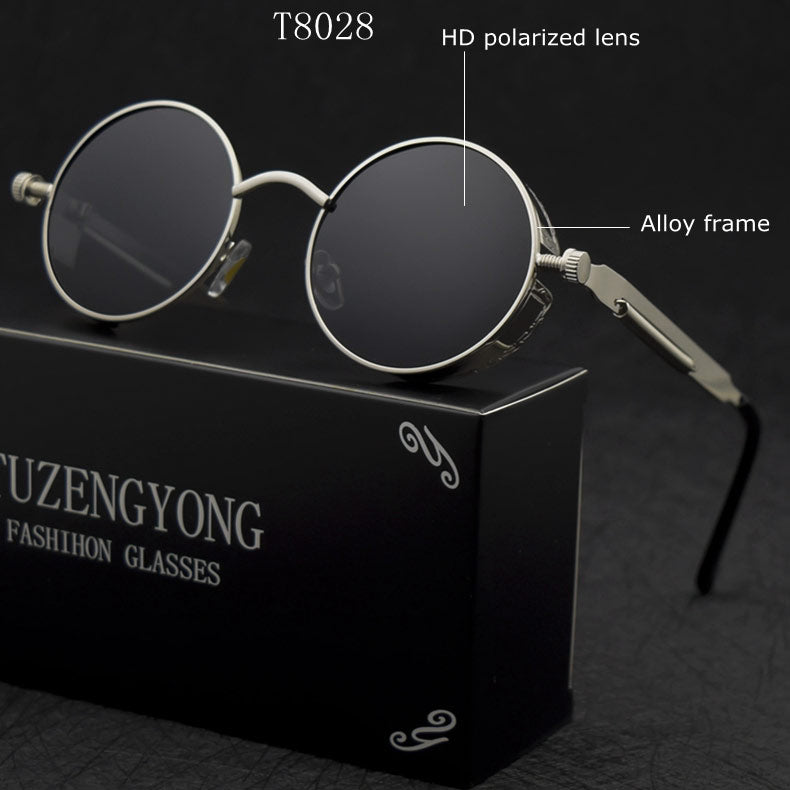 Classic Gothic Steampunk Sunglasses - The Discount Market