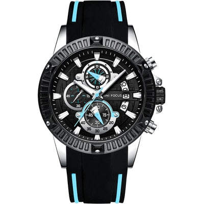 Men's Fashion  Casual Watch - The Discount Market