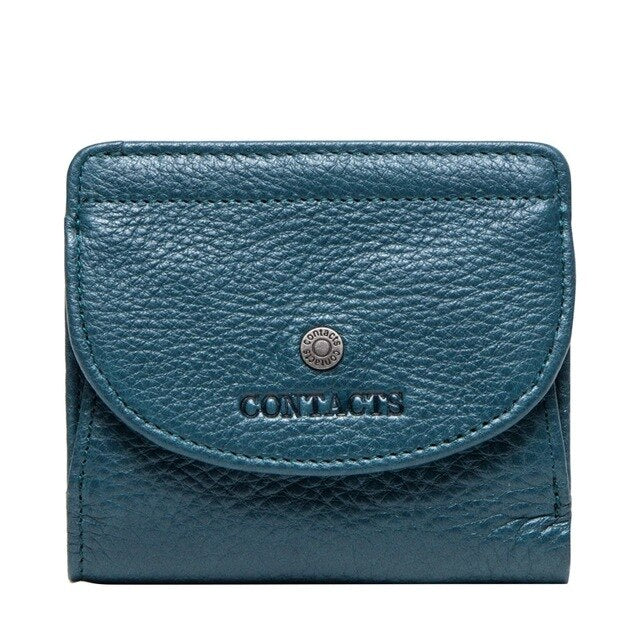 Women's Purse Genuine Cow Leather - The Discount Market