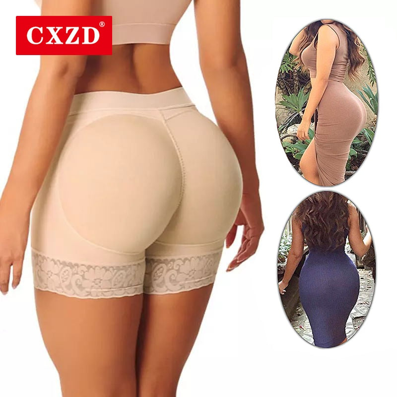 Women Shaper Padded Butt Lifter Panty - The Discount Market