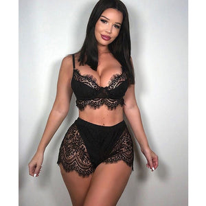 New Lace Sexy Bra Set