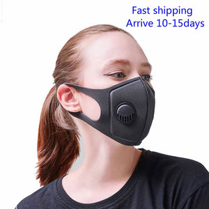10 Piece Military Anti Pollution Mask with Respirator - The Discount Market