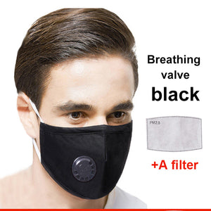 PM2.5 Anti virus Anti Influenza Mask Washable Reusable - The Discount Market