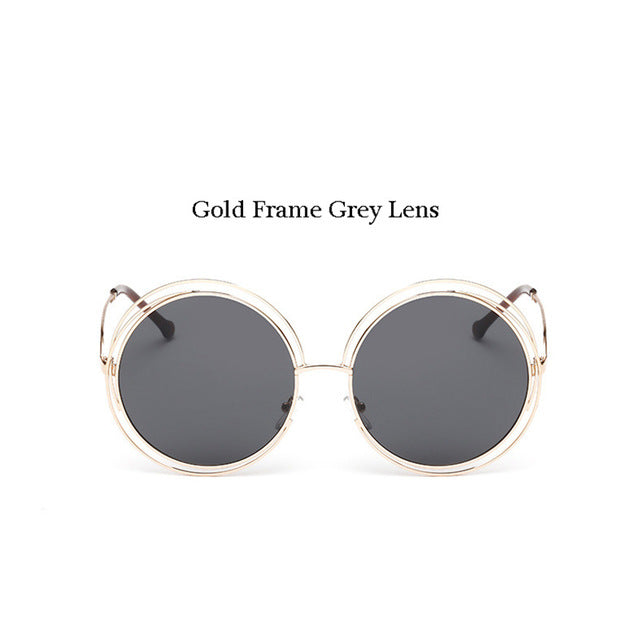 Vintage Round Sunglasses. - The Discount Market