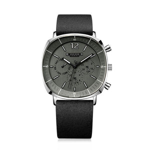 Chronograph Men's Business Quartz Watch - The Discount Market