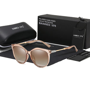 New Luxury HD Polarized Women Sunglasses - The Discount Market