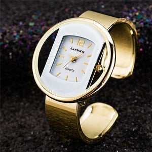 Gold, Silver Women's  Steel Watches - The Discount Market