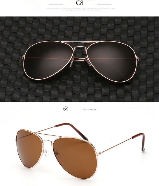 Men's Vintage Sunglasses - The Discount Market