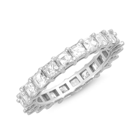 Asher Cut Eternity Band