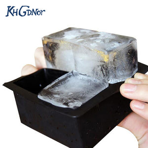 Large Ice Cube Mold 4-Cube